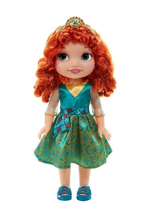 Merida Toddler Doll With Lens Eye Prima Toys