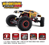 Mountain Xtreme Lion - 4x4 Rock Crawler Exclusivebrandsonline
