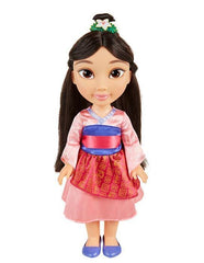 Mulan Toddler Doll With Lens Eye Prima Toys