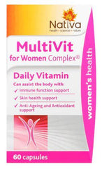 Nativa For Women Complex Multivit 60 Capsules Helderberg Medical