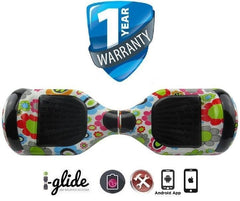 "NEW Hoverboard iGlide™ V1 6.5"" APP Enabled Bluetooth iGlide"