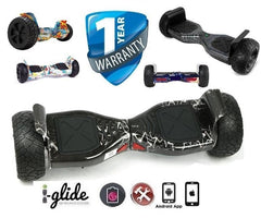 "NEW Hoverboard iGlide™ V4 8.5"" APP Enabled Bluetooth Off-Road iGlide"