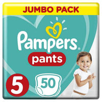 Pampers Active Baby Maxi 50's