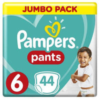 Pampers Jumbo Pack Size 6 XL 44 Pants