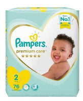 Pampers Premium Care Size 2 Maxi Value Pack 76's