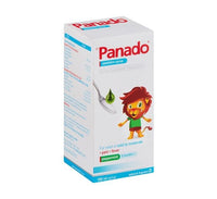 Panado Paediatric Syrup Peppermint 100ml