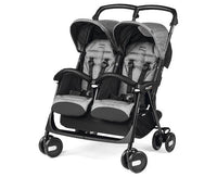 Peg-Perego Aria Shopper Twin Cinder
