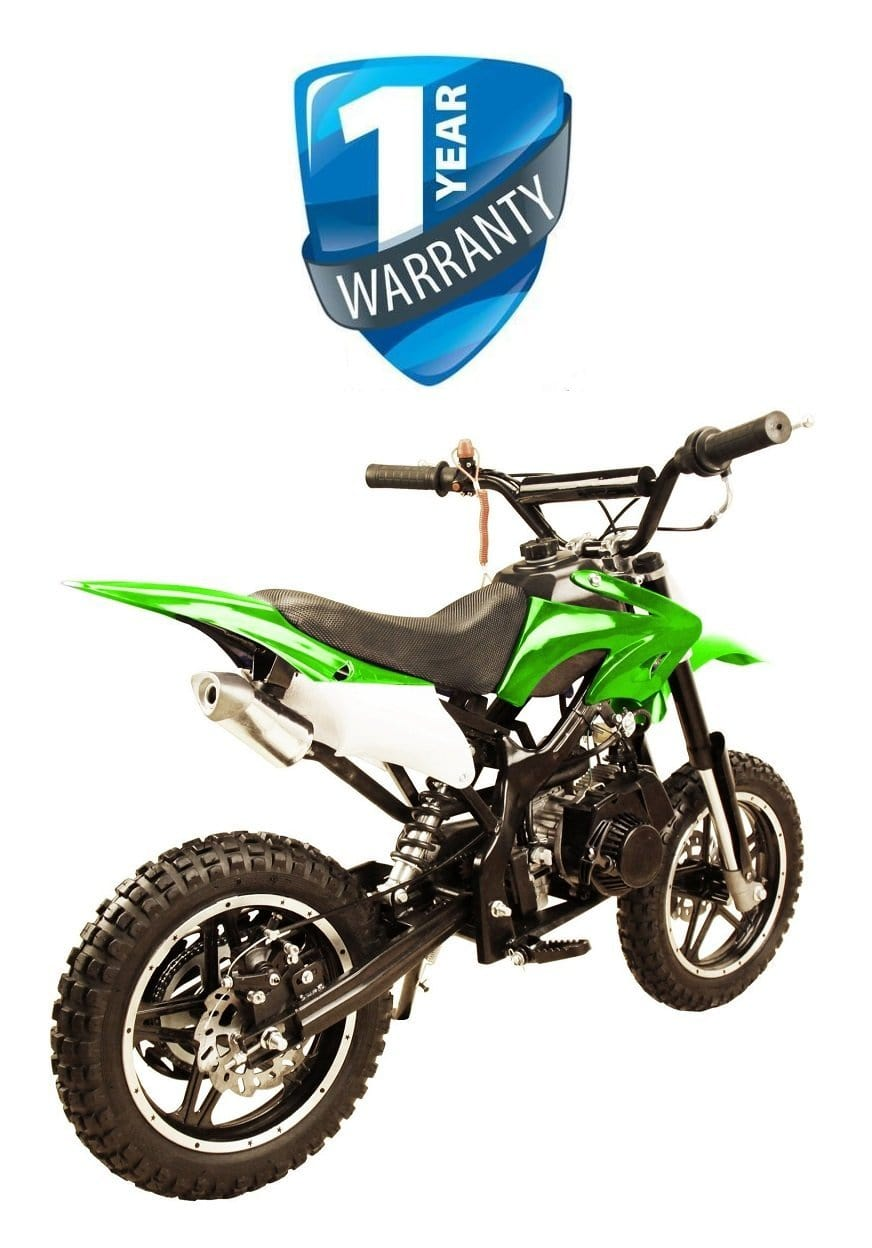 Petrol Ride On Mini Pit Bike 49 CC Exclusivebrandsonline