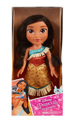 Pocahontas Toddler Doll With Lens Eye Prima Toys