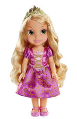 Rapunzel Toddler Doll With Lens Eye Prima Toys