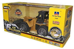 RC Die Cast Bulldozer Exclusivebrandsonline