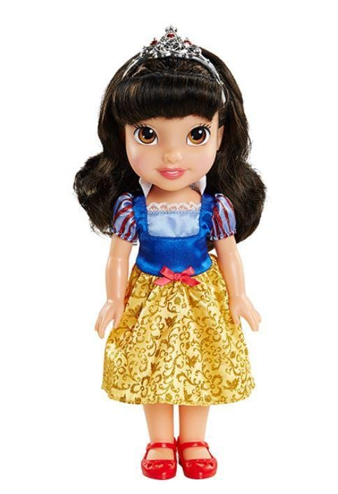Snow White Toddler Doll With Lens Eye Prima Toys