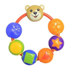 Soft Beginnings  Handee Rattle - Bobby Bear Exclusivebrandsonline