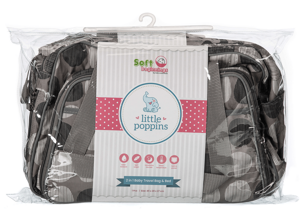 Soft Beginnings Little Poppins Travel Diaper Bag Exclusivebrandsonline