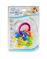 Soft Beginnings Tag-Along Funkey Teether-Soft Bite