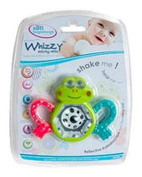 Soft Beginnings Whizzy Activity Rattle