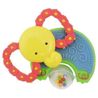 Soft Beginnings Whizzy Rattle Teether -Elephant