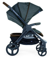 Stylego Up Crossover stroller – Black