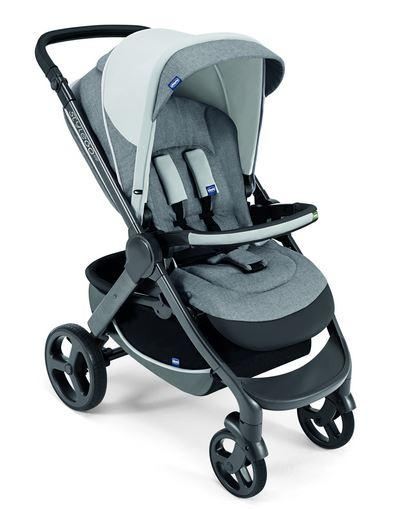Stylego Up Crossover stroller – Grey Prima Baby