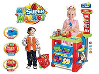 Supermarket Cashier Play Set