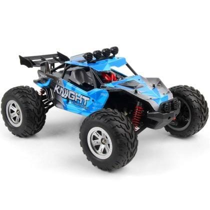 The Brave Amphibious - RC Car 1:12-Blue Exclusivebrandsonline