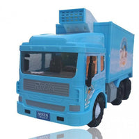 Toy Car Freezer Truck
