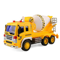 Toy Car Mixer Construction Truck