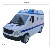 Toy Car Police Truck