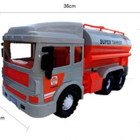 Toy Car Tanker Truck