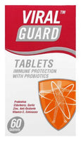 Viral Guard Colds & Flu Immune Protection 60 Tablets