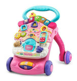 Vtech Baby - First Steps Baby Walker Pink Prima Baby