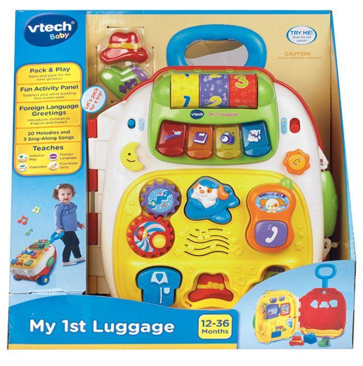 VTech My First Luggage Prima Toys