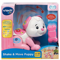 VTech Shake & Move Puppy - Pink
