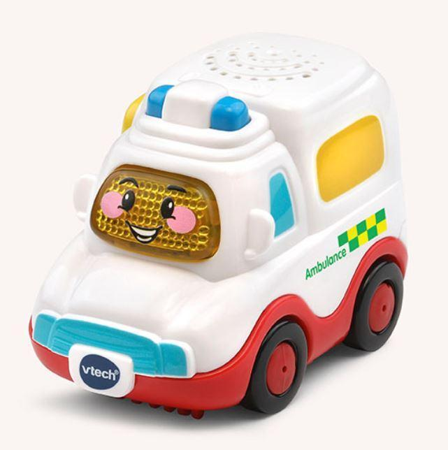 VTech Toot-Toot Drivers Ambulance Prima Toys
