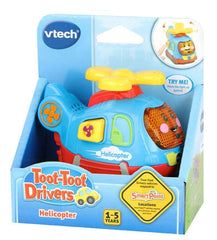 VTech Toot-Toot Drivers Helicopter Prima Toys