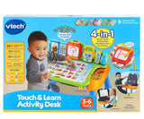 VTech Touch & Learn Activity Desk Prima Toys