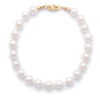 "8"" 6.5-7mm Grade AAA Cultured Akoya Pearl Bracelet"