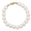 "8"" 8-8.5mm Cultured Freshwater Pearl Bracelet"