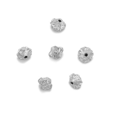 10mm Krinkle Beads (Package of 6)