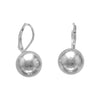 12mm Ball Earring with Lever Back