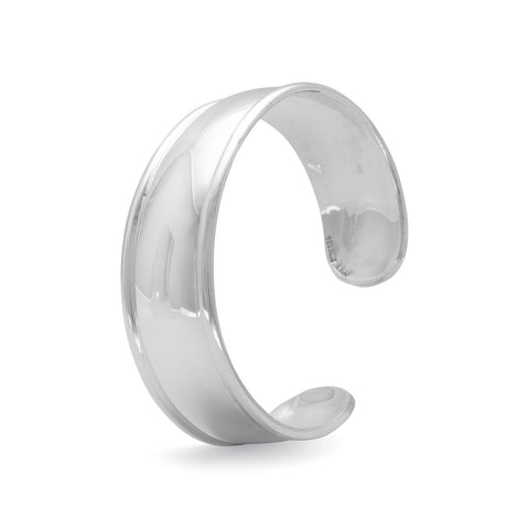 19mm Cuff with Polished Edge