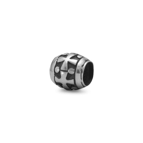 Cross Pattern Bead