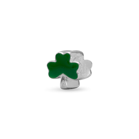 Three Leaf Clover Bead