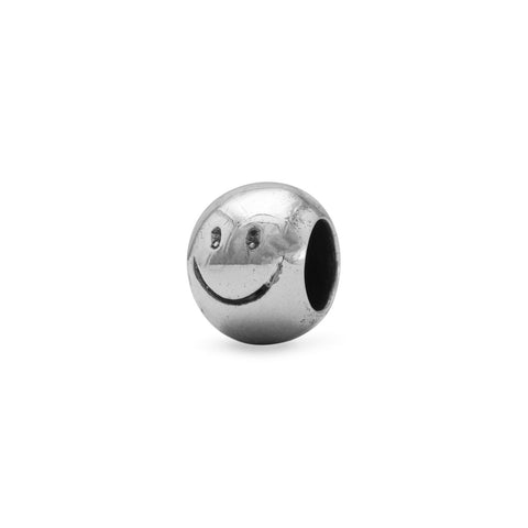 Smiley Face Bead