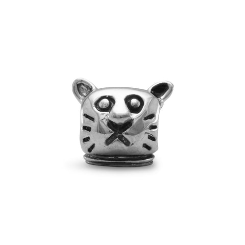 Cat Face Bead
