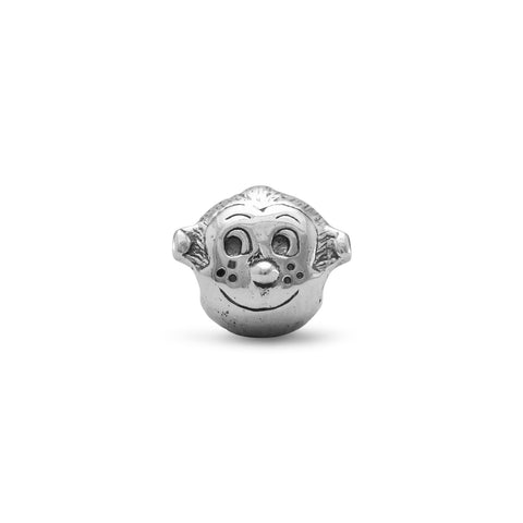 Monkey Face Bead