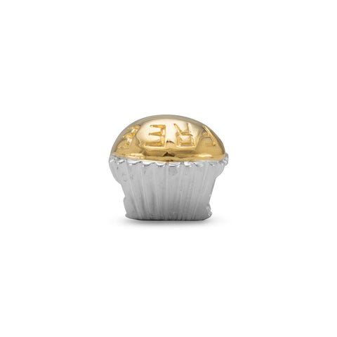 Two Tone Muffin Bead