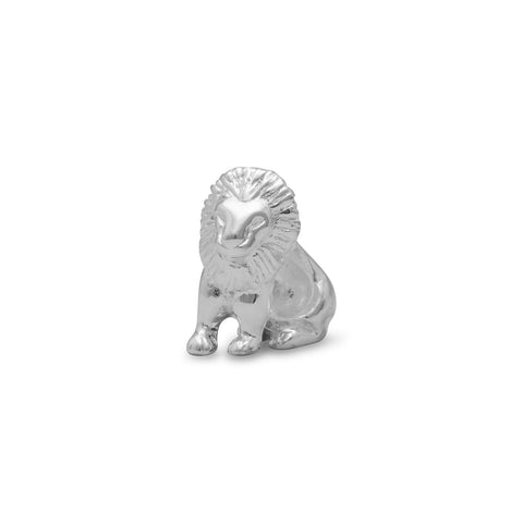 Polished Lion Bead