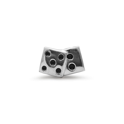 Pair of Dice Bead
