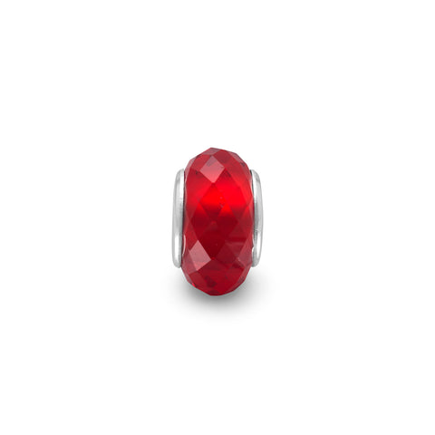 July Birthstone Story Bead